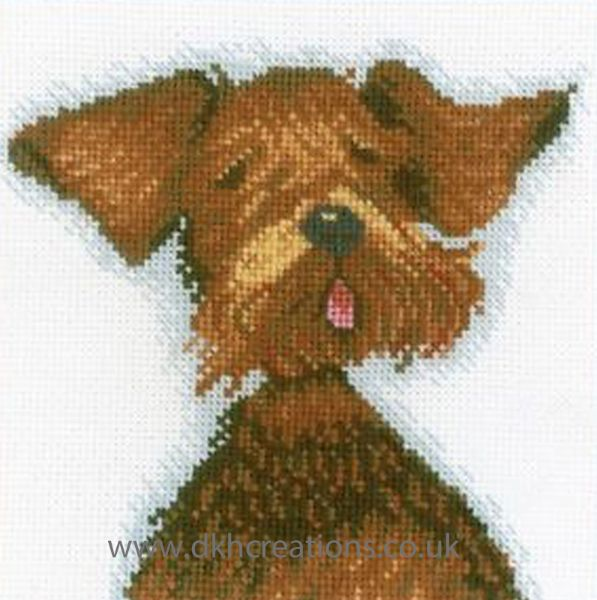 General The Dog Cross Stitch Kit